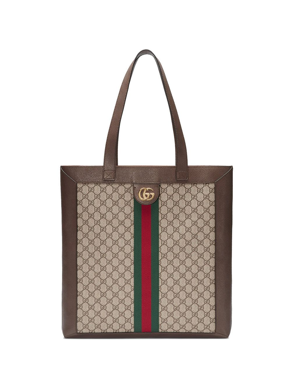 eb8f21b5378 GUCCI BROWN.  gucci  bags  hand bags  suede  tote  lining