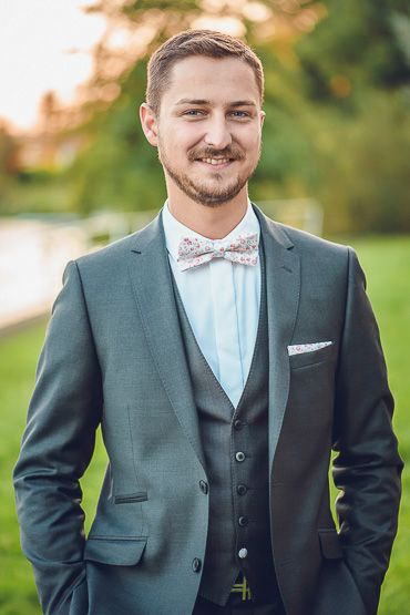mieux aimé renommée mondiale magasin britannique Marc Antoine | 三件式西服 en 2019 | Costume mariage, Costume ...