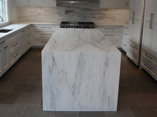 Danby Marble Bliss The Glam Pad Kitchen Marble Countertops Marble Countertops Kitchen