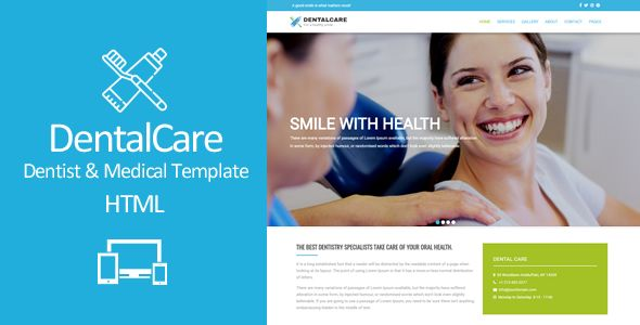 Dental care responsive dentist medical html template dental dental care responsive dentist medical html template cheaphphosting Images