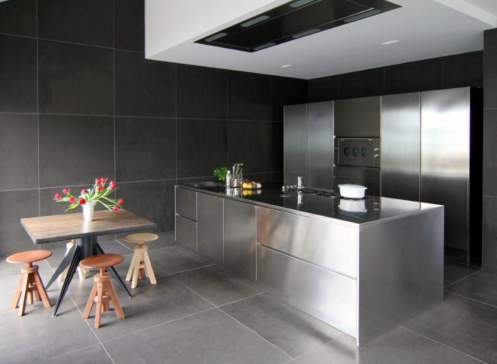 Cucine Moderne Au.From Italy To Australia Xera Cucine In Acciaio Inox Per La