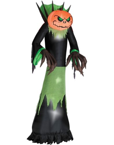 Pumpkin Reaper Airblown Inflatable from Spirit Halloween on Catalog