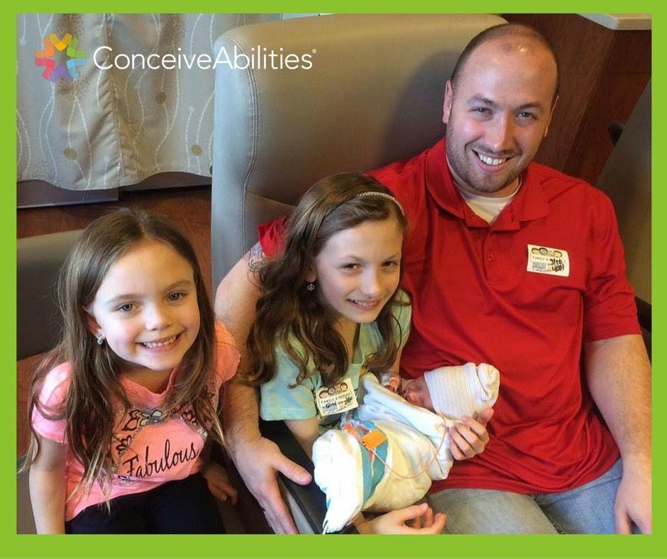 parenthood dads family ConceiveAbilities Surrogate