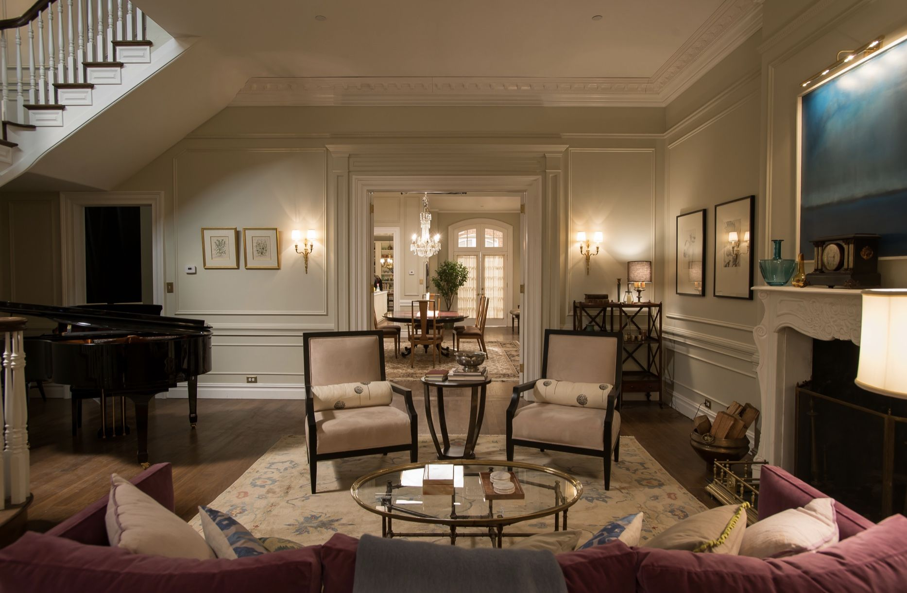 Pin By Harrison Byars On Madame Secretary Town House