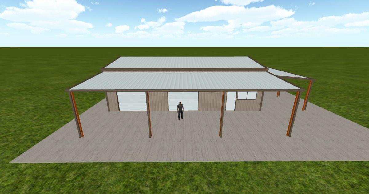 Cool 3D #marketing http://ift.tt/2m6pzjm #barn #workshop #greenhouse #garage #roofing #DIY