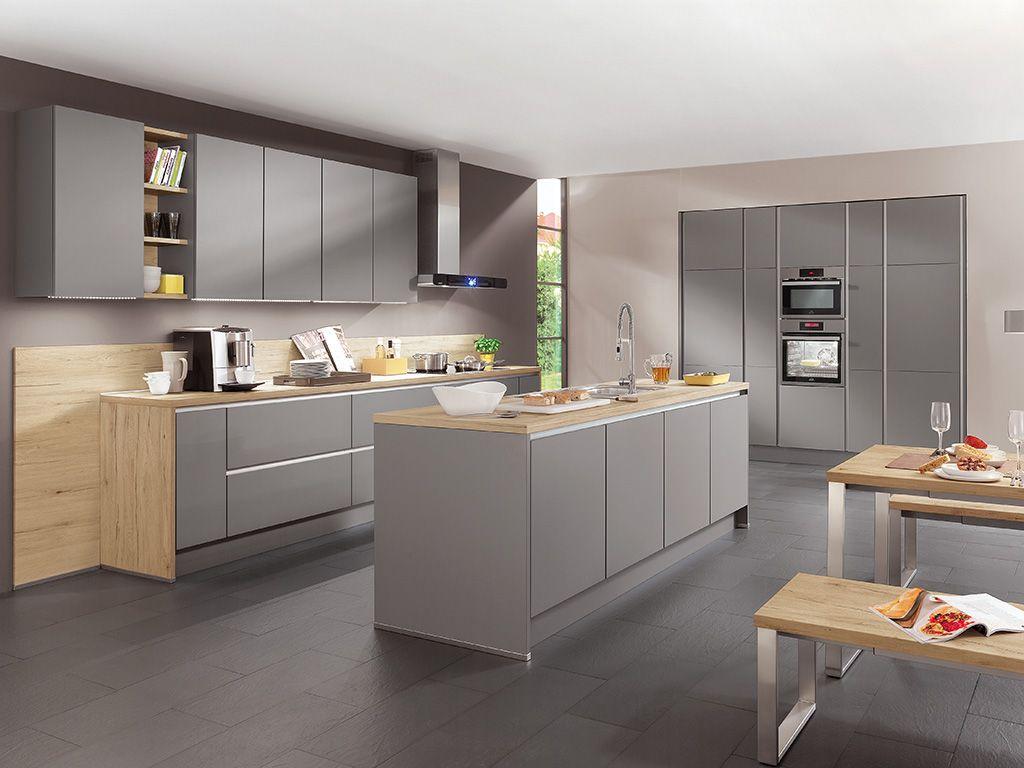 nobilia Küchen - kitchens - nobilia | Produkte | Dunkle Farben ...