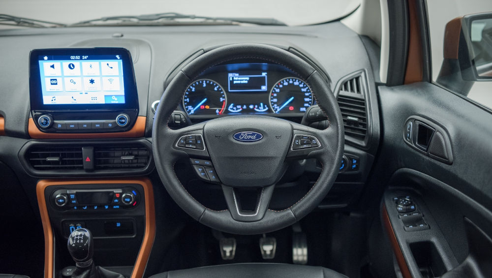 Steering Images Of Ford Ecosport Exterior Interior Photo Gallery Autohexa Ford Ecosport Interior Photo Ford