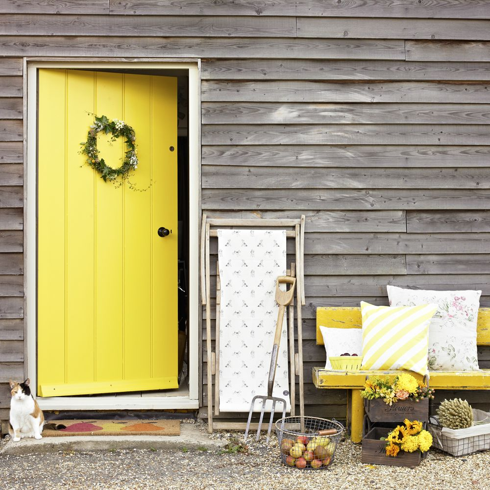 Can you guess the most popular front door colour for windows
