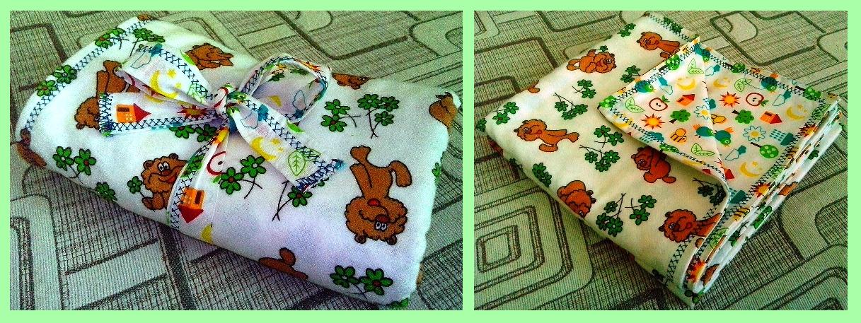 Swaddle blanket :: Пеленальное одеялко для младенца, или просто Легкое покрывалко