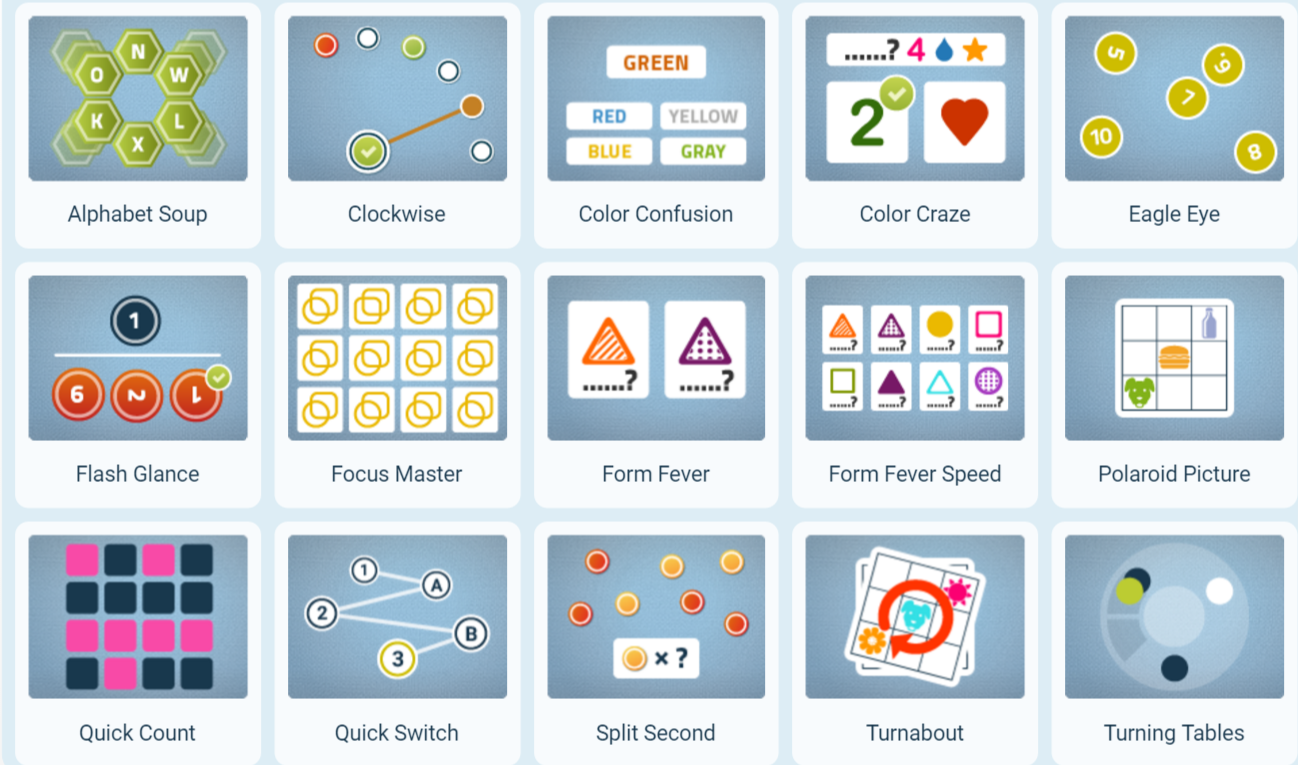 Neuronation Brain Training App Aplikasi Asah Otak Otak