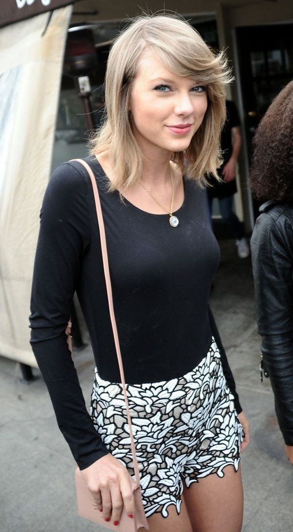 560f60fb1 Outfits Which Proves Taylor Swift is The New Fashion Queen (24 ...