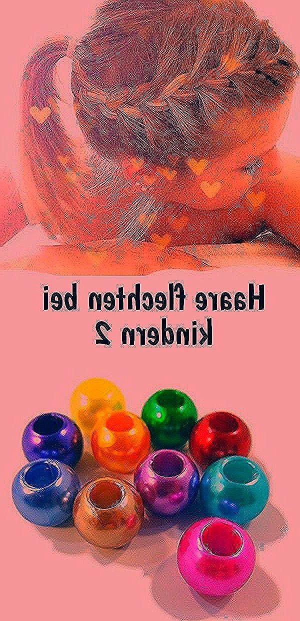 Haare flechten bei kindern Kunstperlen Haar Perlen – #Haar #Kunstperlen #Perlen …