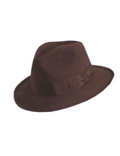 Indiana Jones Deluxe Hat Xlg Costume Accessory   niftywarehouse.com  Disfraces Para Adultos 5249f43ab75