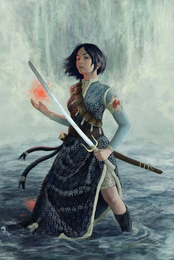 Pin on Sabriel, Lireal, & Abhorsen: By Garth Nix