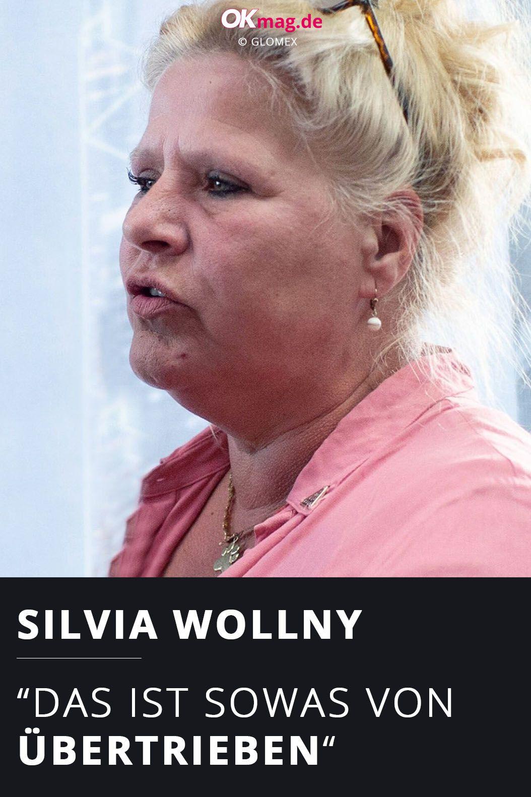 Silvia Wollny  nackt