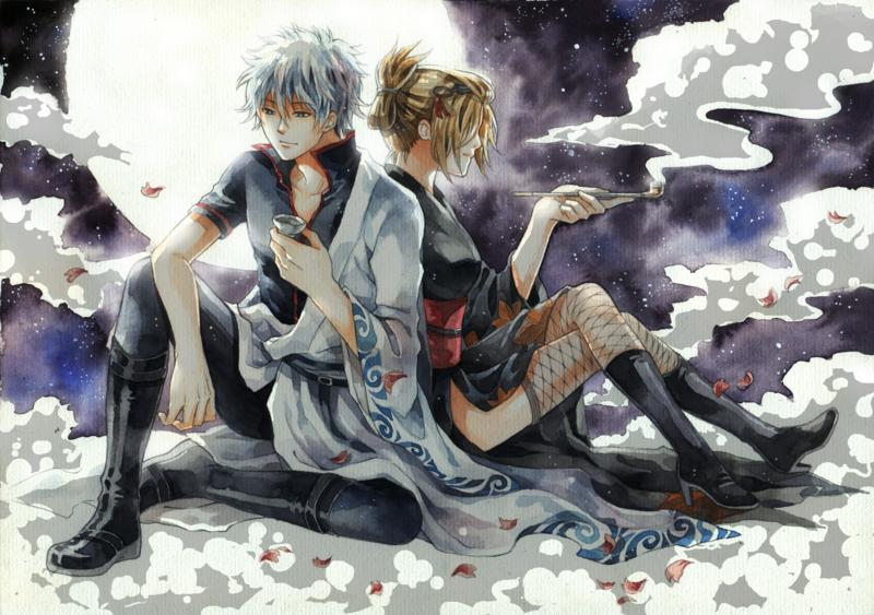 moonlight by meodualeo on deviantart 銀月 イラスト アニメ