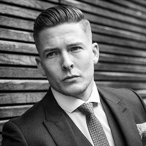 Vintage Men S Hairstyles: 21 Best Gentleman Haircut Styles (2020 Guide)