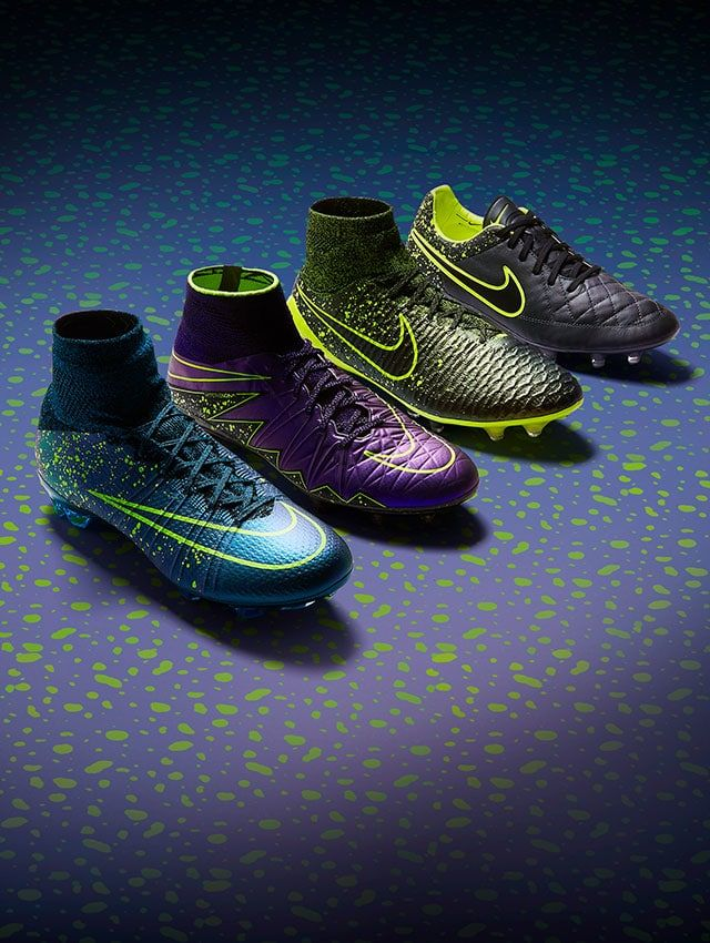 49bee089076f1 Pro Direct Soccer- Nike Electro Flare Football Boot Collection - Hypervenom  II