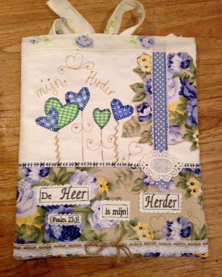 Bible bag - Handmade by Nicolene Scott