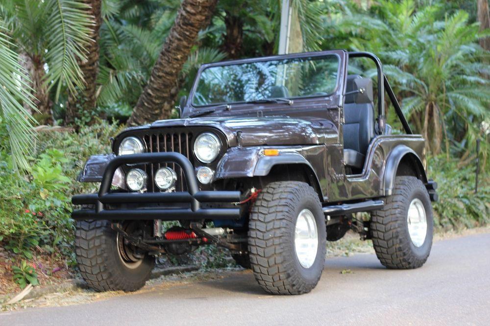 eBay 1978 Jeep CJ 1978 Jeep CJ 5 Jeep cj, Jeep, Monster