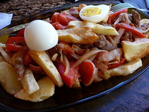 Image Result For Receta De Comida Boliviana Pique Macho