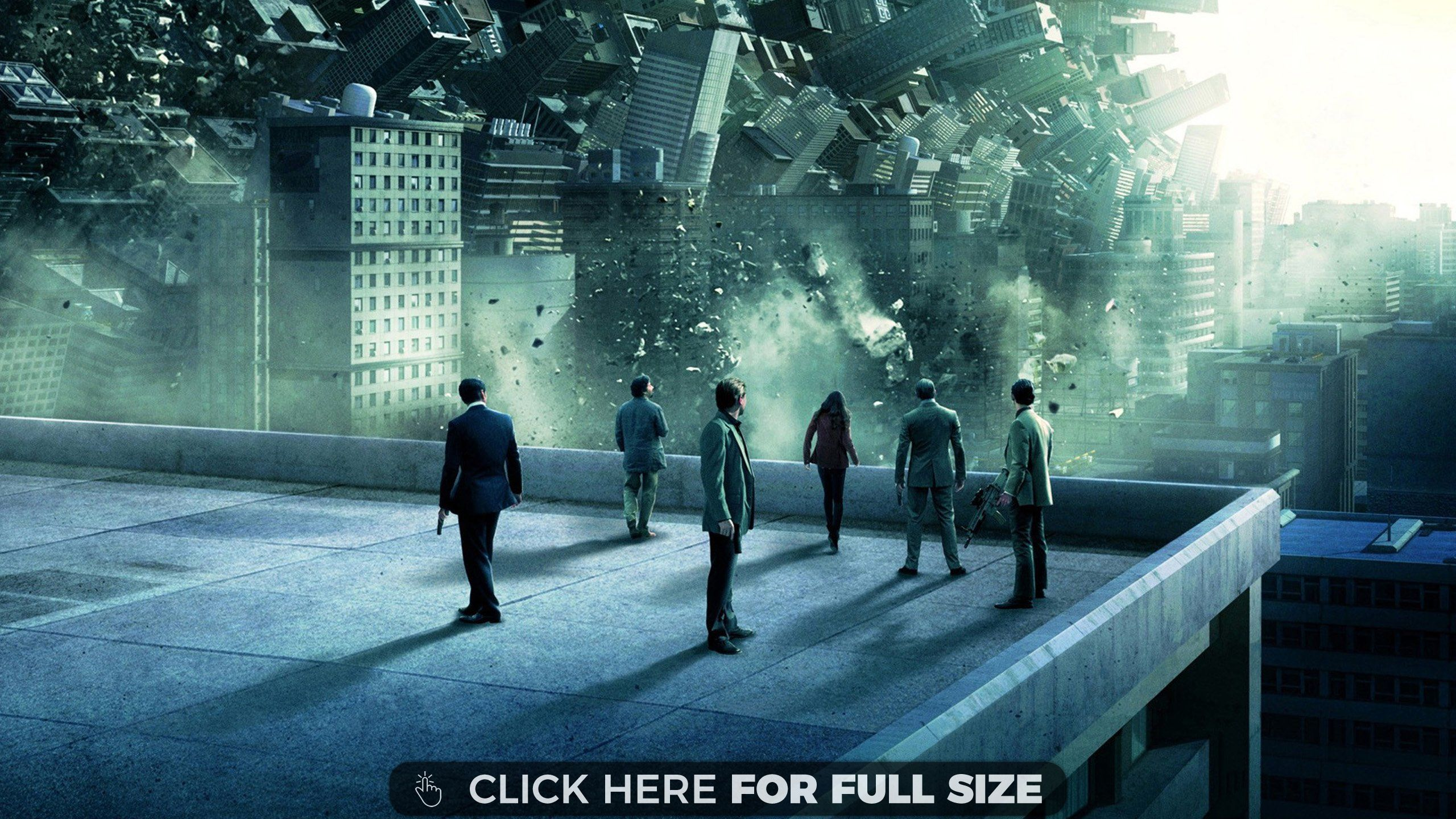 Inception Film Review Dreams Thoughts And Self Destruction Hd Wallpaper Inception Film Sci Fi Movies Inception Poster