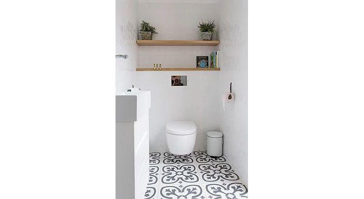 Déco Toilettes 15 Façons D'adopter Le Style Scandinave
