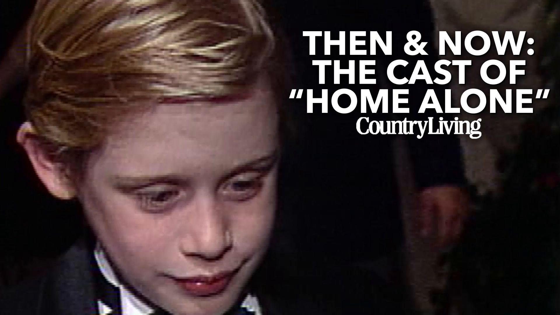 Then Now The Cast Of Home Alone Can You Believe It S Been 25