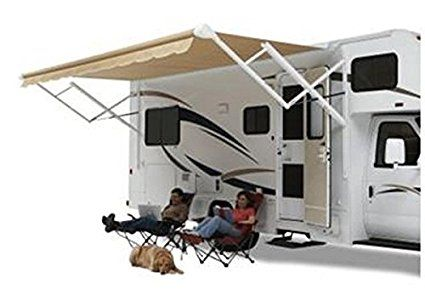 RV Trailer CAREFREE/CO. Springless Patio Awning Springless Awning Http://www