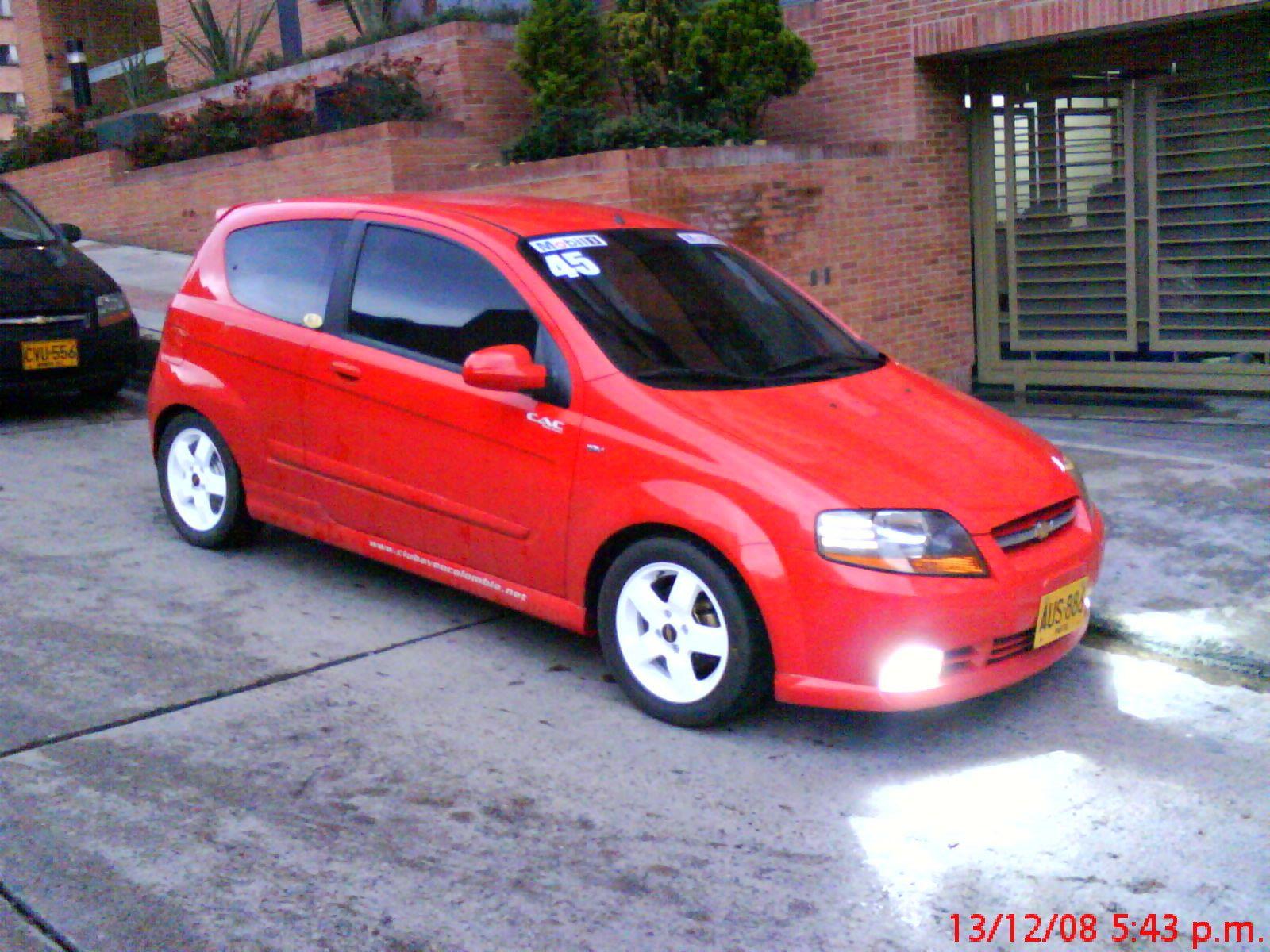 Daniloerazo 2006 Chevrolet Aveo 24831630056 Original Chevrolet