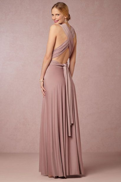 Ginger Convertible Maxi Dress in Sale Dresses at BHLDN
