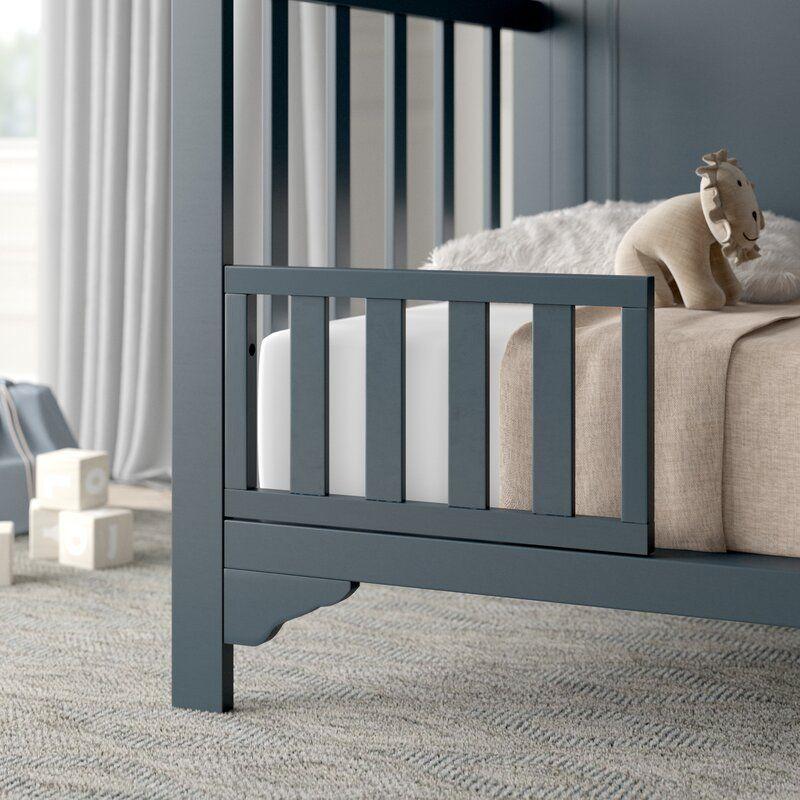 Greyleigh benbrook toddler bed rail reviews wayfair