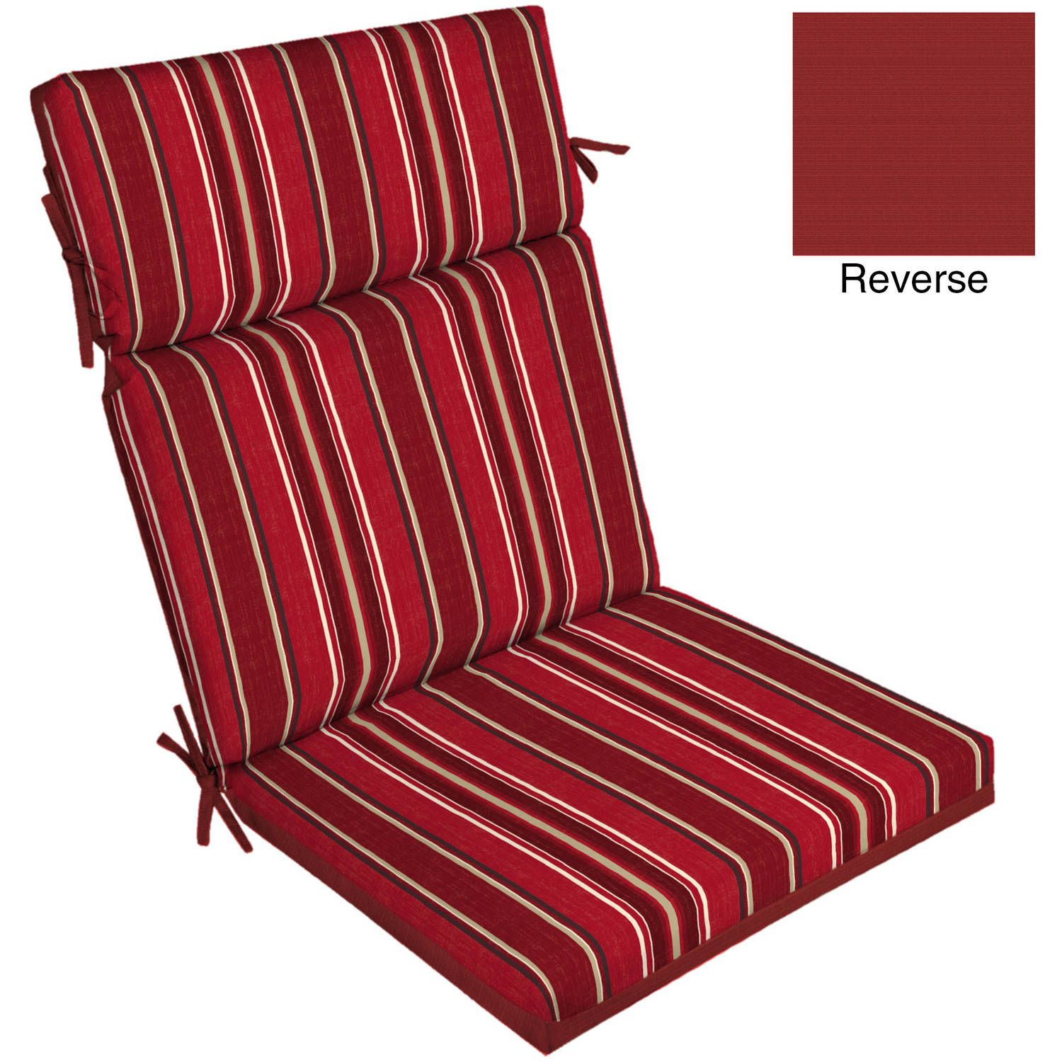 Hampton Bay Cushions Replacement Outdoor patio chair