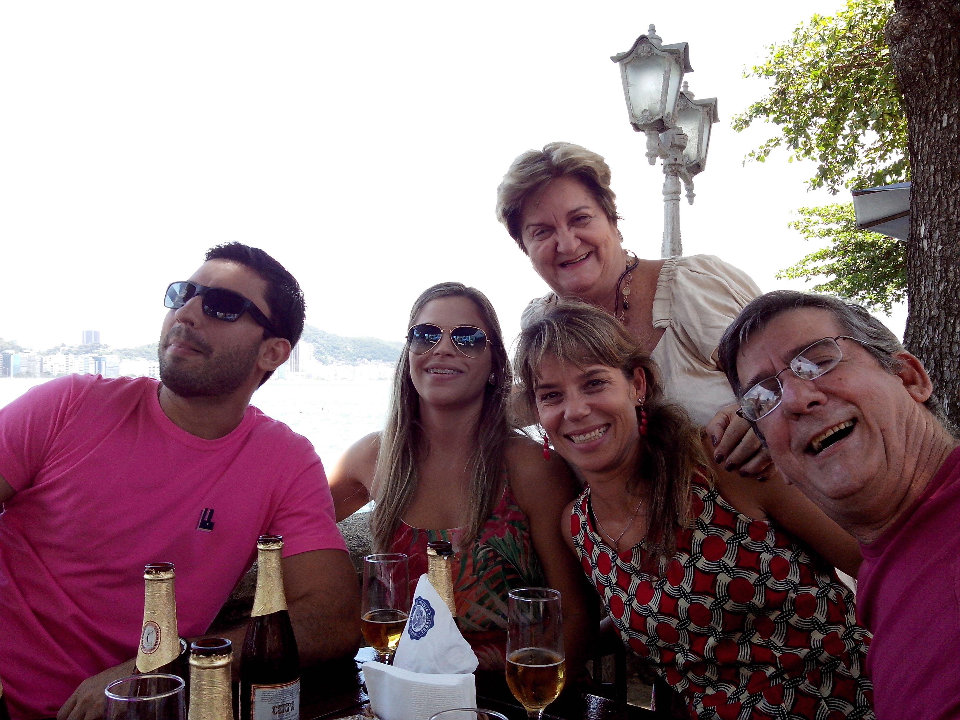 RIO DE JANEIRO - nov/2013 - Aniversário 60 anos do Alberto meu irmão