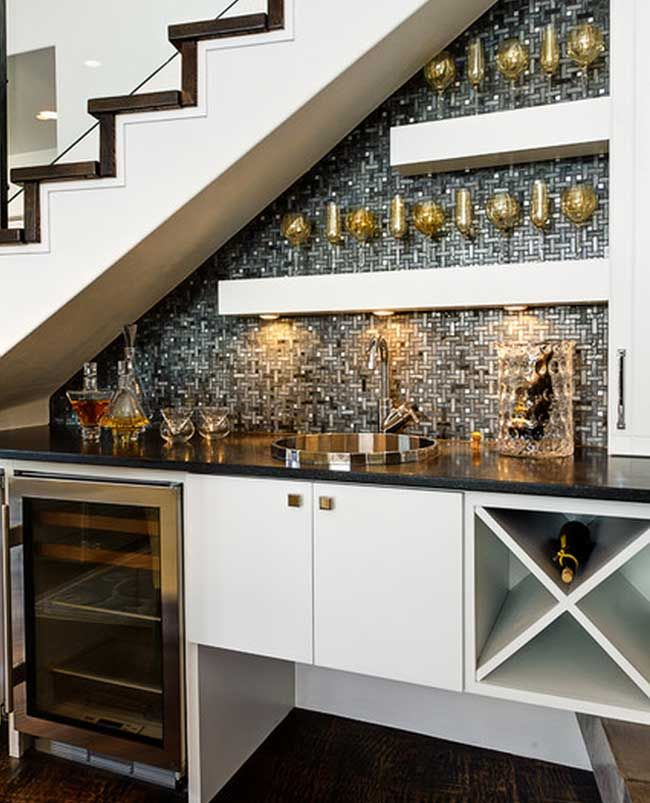 Stairs For Small Areas: 8 Clever Ways To Utilize That Awkward Space Under Your