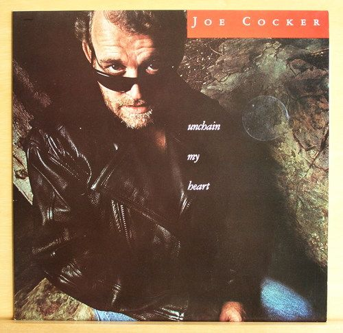 JOE COCKER - Unchain my Heart - mint minus - m- Vinyl LP
