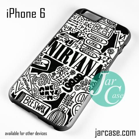Nirvana Lcris Phone case for iPhone 6 and other iPhone devices