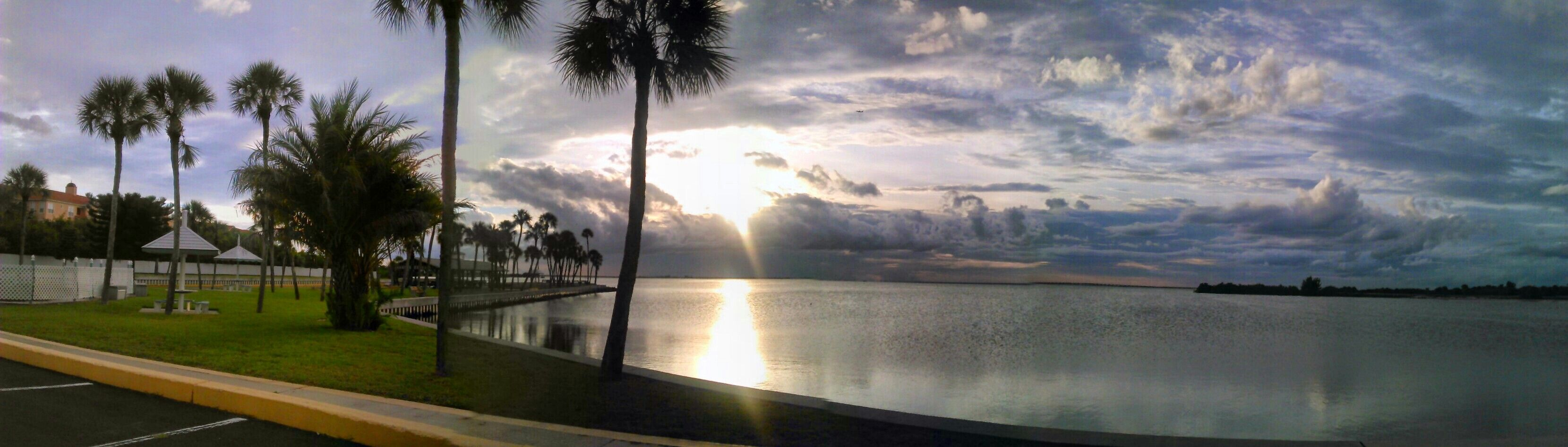 Panoramic of Regency Cove, where i used to live. Photo by Norine Mungo