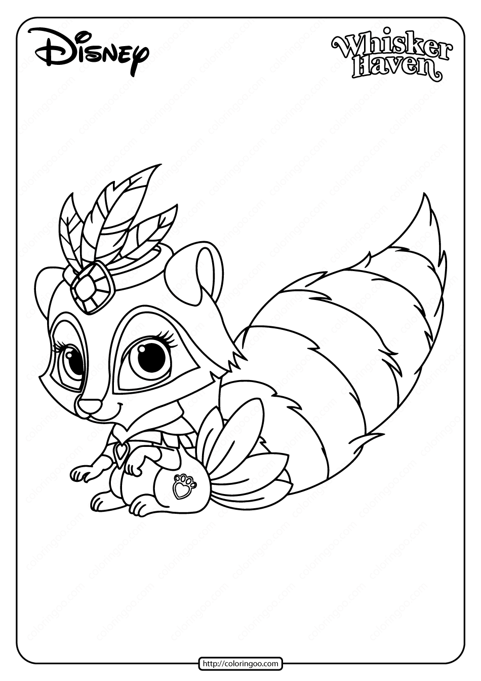 29++ Chester the racoon coloring page HD