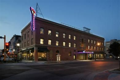 Hotel Donaldson Fargo North Dakota A Wedding Venue Www Partyista