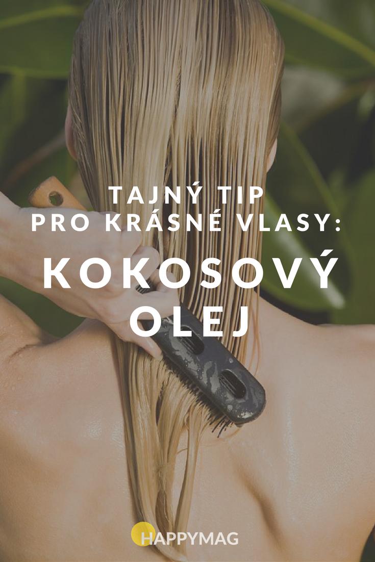 Chcete mít krásné vlasy plné lesku a zdraví  Vyzkoušejte kokosový olej na  vlasy a už nikdy nebudete potřebovat masku nebo kondicionér. acd22985c18