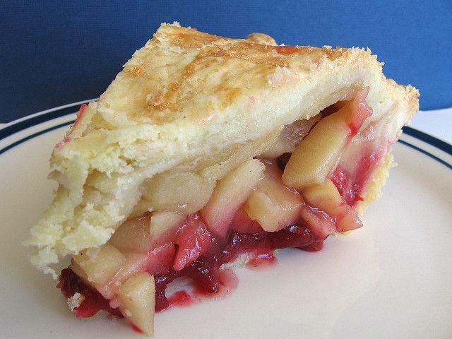 Apple-Cranberry Pie. http://alliphone5cases.com