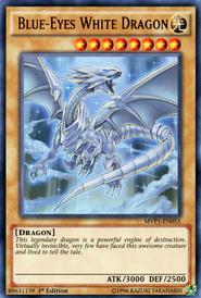 Blue Eyes White Dragon White Dragon Dark Side Of Dimensions Dragon