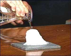 Supersaturated Solution at Steve Spangler Science   Steve ...