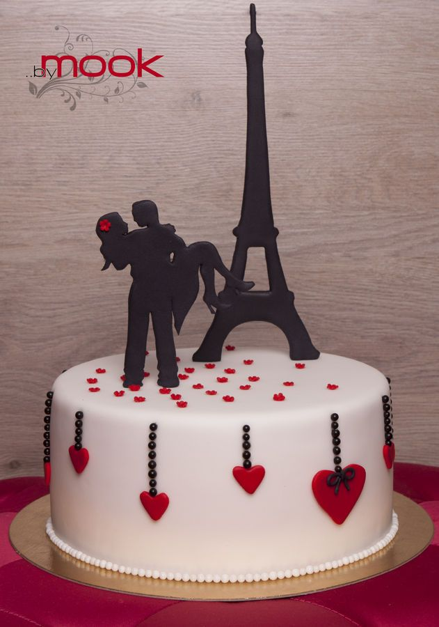Topo de bolo orginal e romântico #Bolo #Casamento