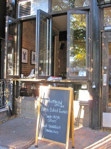 Bluebird Cafe London Cc