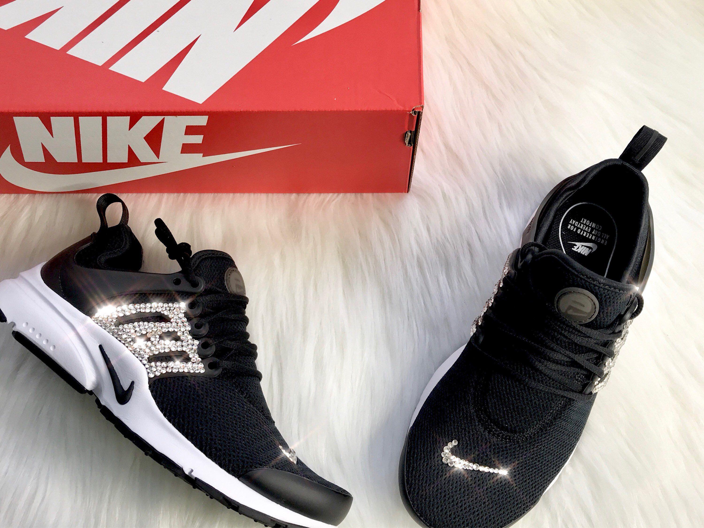 Swarovski Nikes Limited Edition Nike Presto Encrusted With Swarovski ... 4eb45b0a7