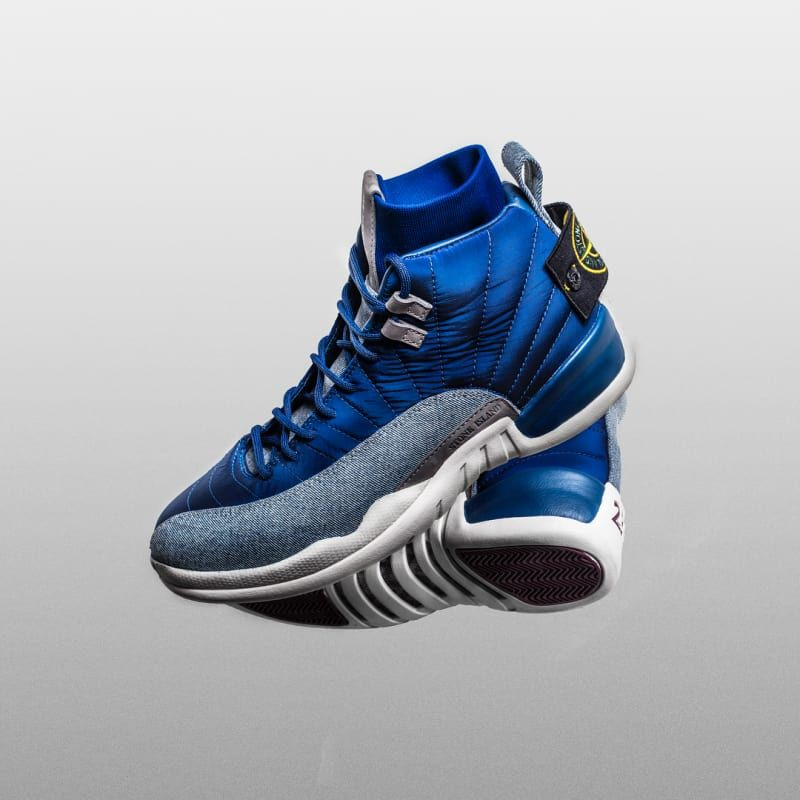 Stone Island Air Jordan 12 Drake Birthday | Sole Collector