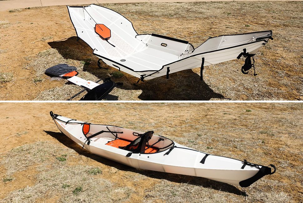 Review: Oru Beach Foldable Kayak | Ships | Kayaking