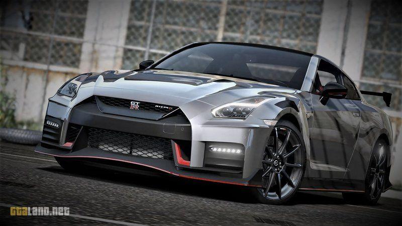 2020 Nissan Gt R Nismo Add On Template In 2020 Gtr Nismo Nissan Gtr Nismo Nissan Gt